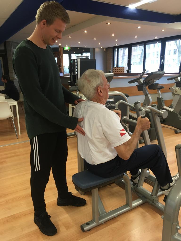 Fysiotherapie oefentherapie