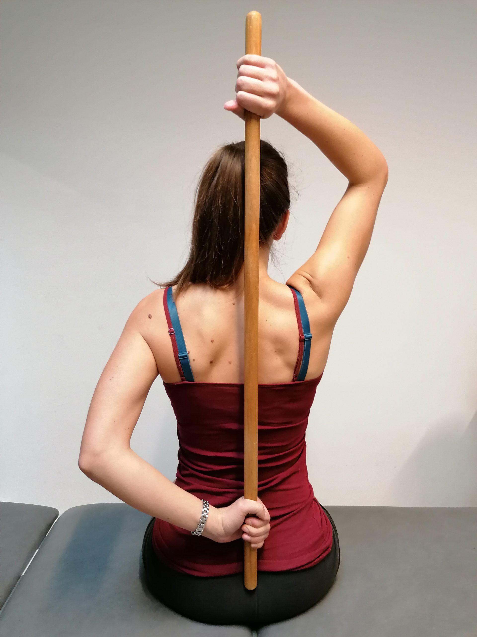 Fysiotherapie bij schouder en armkalchten