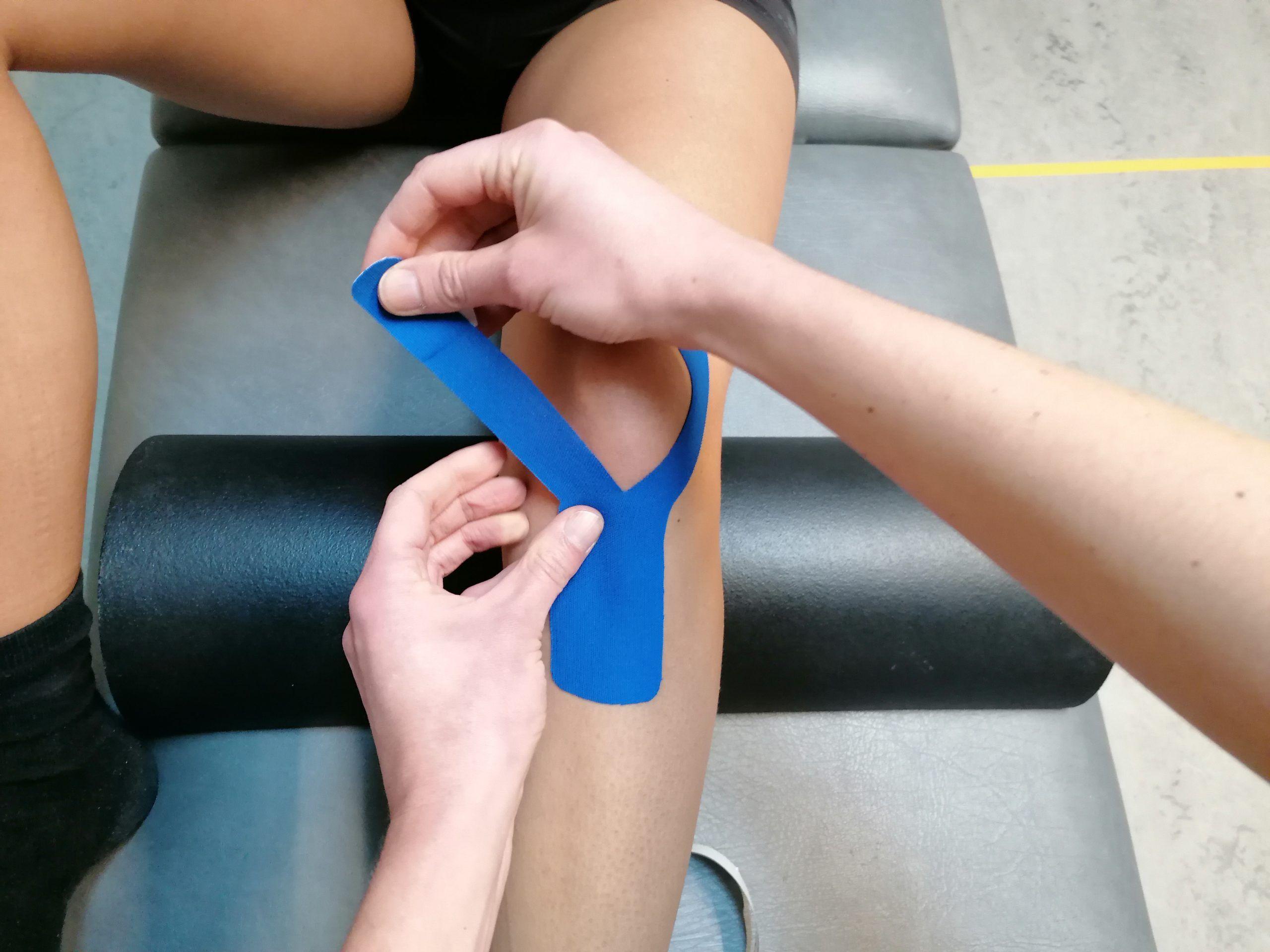 Fysiotherapie Weesp - Medical taping